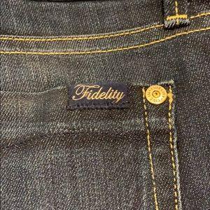 Fidelity Jeans size 26